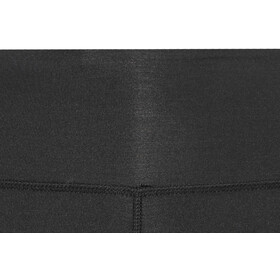 2XU Mid-Rise Compression Pantalones cortos Mujer, black/dotted reflective logo